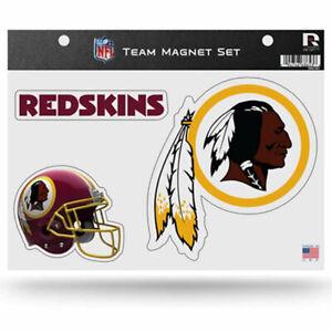 Rico NFL Washington Redskins Team Magnet Set