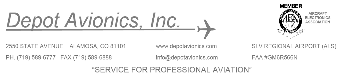 Depot Avionics, Inc