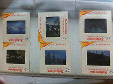 Montreal Expo 67 1967 World Fair Lot of 36 Vintage Amateur +10 Official Slides