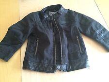 Next Boys' Leather Coats, Jackets & Snowsuits (0-24 Months)