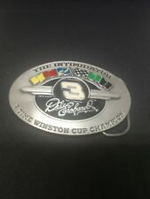 Dale Earnhardt #3 Vintage The Intimidater Belt Buckle Licensed by Dale Earnhardt