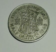 1948 Half Crown King George VI British Coin