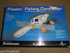 SEGA DREAMCAST FISHING ROD CONTROLLER BRAND NEW BOXED! GAME PAD CONTROL FISSION