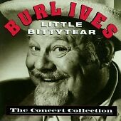 Burl Ives-Little Bitty Tear The Concert Collection CD