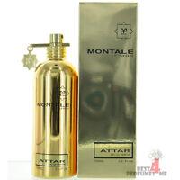 Montale Attar for Unisex Eau de Parfum 3.4 oz 100 ml