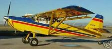 Skystar Kitfox Aircraft Airplane Desktop Wood Model Small New