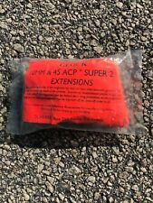 """Scherer glock 10mm & 45 Acp """"super 2"""" Extensions"""