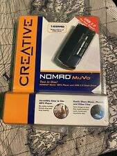 Creative Nomad MuVo Two in One 128MB MP3 Player & USB 2.0 Transfer Flash Drive