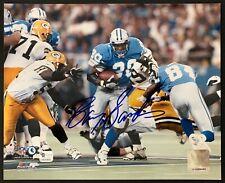 Barry Sanders Detroit Lions Signed 8x10 Photo Autographed GA COA