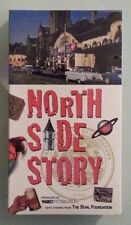 pbs wqed pittsburgh NORTH SIDE STORY   VHS VIDEOTAPE NEW