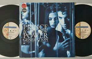 PRINCE DIAMONDS AND PEARLS ORIGINAL 1991 UK/EU VINYL PRESSING VG+/EX