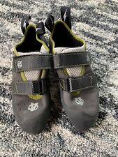 Evolv Defy Climbing Shoes mens sz 6.5/womens sz 7.5