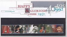 GB Presentation Pack 225 1992 Happy & Glorious 40th Anniversary Accession