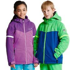 DARE 2B KIDS OBSCURE SKI JACKET WATERPROOF INSULATED GREEN BLUE or PURPLE DKP338