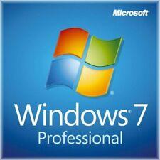Window 7 PRO 32 or 64bit Licence Key / OEM bundle