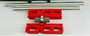 X-maxx 2 piece center drive shaft kit with shafts W/O skid plate Xmaxx