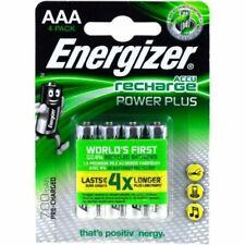 Baterías recargables Energizer nimh para TV y Home Audio