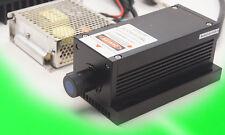 Professional 532nm 1300mW TTL Green Laser Module/Industrial  w/ TEC cooling
