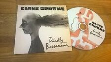 CD Indie Claus Grabke - Deadly Bossanova (10 Song) NOIS-O-LUTION cb
