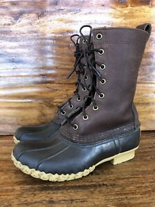 Women's Bean Boots By L.L. Bean Boots Size 6 Made In The USA