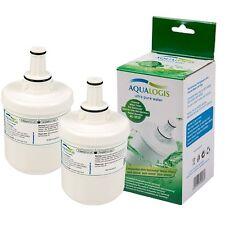 2x Filtro De Agua Aqualogis frigde ENCAJA SAMSUNG Aqua-Pure DA29-00003F HAFIN 1EXP
