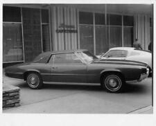 1967 Ford Thunderbird Landau next to Mustang Press Photo 0071
