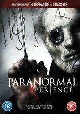 PARANORMAL XPERIENCE AMAIA SALAMANCA KALEIDOSCOPE UK 2014 REGION FREE DVD EXCEL