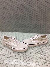 VANS Old Skool Mint Canvas/Suede Lace Up Skate Shoes Men's Size 5.5  Women's 7