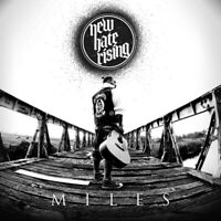 NEW HATE RISING - MILES   VINYL LP NEU