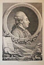 Necker parJean-Baptiste-Pierre Lebrun portrait XVIII____ _ _ _