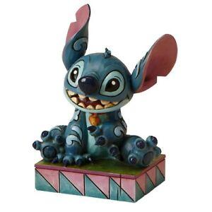 "Stitch Figurine ""Ohana means Family"" Jim Shore Disney 4016555"
