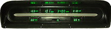 1967-1972 Ford Truck Digital Dash Panel Green LED Gauges Lifetime Warranty