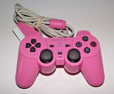 Genuine PS2 Pink Controller Playstation 2 Tested and Cleaned