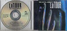 LATOUR CD single 3 tracce PEOPLE ARE STILL HAVING SEX 1991