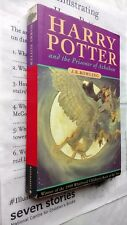 HARRY POTTER AND THE AND THE PRISONER OF AZKABAN J K ROWLING *UNREAD* 1ST/4 99