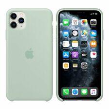 Apple iPhone 11 Pro Silicone case - Beryl