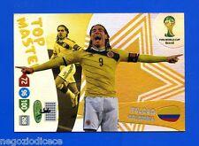 # ADRENALYN XL BRASIL 2014 TOP MASTER - Figurina-Sticker - FALCAO