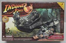 2008 Hasbro Indiana Jones Kingdom of the Crystal Skull Jungle Cutter vehicle NEW