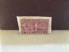 More details for united states special delivery 10 cent violet stamp