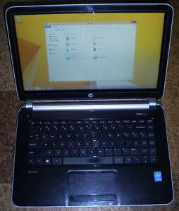 HP Pavilion 14-n019nr  i5-4200U 1.60GHz 4GB RAM  250GB Windows