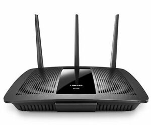 Linksys AC1750 Dual Band Wifi Router, Max Stream MU-MIMO Smart Wireless Router