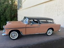 1955 Chevrolet Nomad Bel Air Danbury Mint 1:24