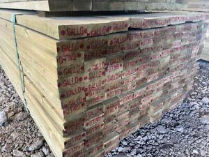 4x2 CLS Tanalised Framework Timber C16+ - 3m - 5.4m