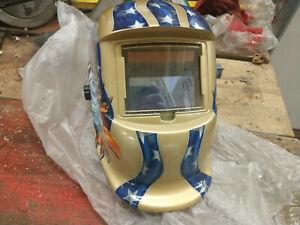 welding helmet - Auto-Darkening