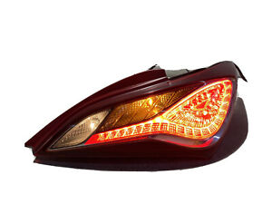 2010 - 2016 Hyundai Genesis Coupe Right Passenger Side Tail Light RH OEM