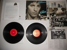 Bruce Springsteen The River Ken Perry Master 1st '80 USA EXC ULTRASONIC Clean