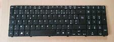 Teclado teclado AZERTY Acer Aspire 5738DG 5738DZG 5738G 5738PG 5738PZG 5739G