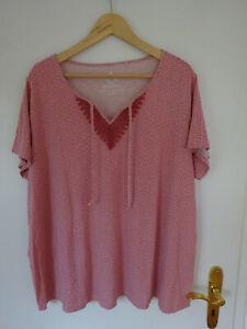 Gina Benotti T-Shirt Gr. 52/54