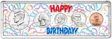 Happy Birthday Coin Gift Set, 2013