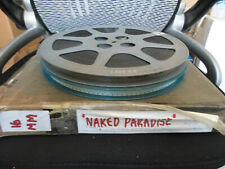 16mm full feature NAKED PARADISE. Roger Corman 1957 classic.